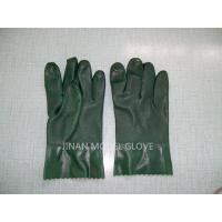 Quality pvc double dipped chemical resistance glove wholesale