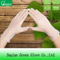 Quality Industrial Grade P Free PVC Disposable Vinyl Gloves With FDA / ISO13485 / CE wholesale
