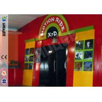 Quality Back Holding 40 Pepple 5D Motion Theater Theater For Pakistan wholesale