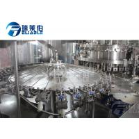 Quality Electrical Control Carbonated Drink Filling Machine Slim Bottle Beverage Filling Equipment wholesale