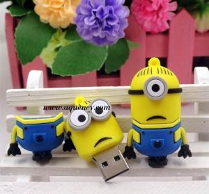 China 2014 Despicable me usb flash memory, Despicable me usb disk, Despicable me usb drive on sale
