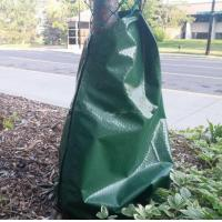 Quality 15 Gallons Slow Release Watering Bag For Tree Dip Irregation PVC Material wholesale