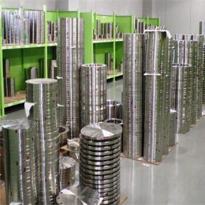 Quality DIN Und EN 1092-1 Large Diameter Steel Flanges Carbon Steel / Stainless Steel Material wholesale