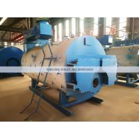 Quality Perfect 4 Ton Natural Gas Fired Steam Boiler WNS 4-1.25-YQ  Industrial Fire Tube wholesale