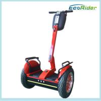 Quality Miniature Balance Electric Scooter / Standing 2 Wheel Electric Scooter wholesale