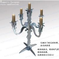 Quality CH-125-1 mirror mosaic candle holder wholesale