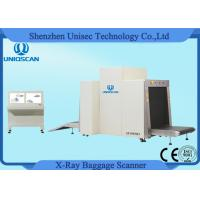 Quality Dual View X-ray Security Machines Big Tunnel Size Airport Baggage X ray Machines wholesale