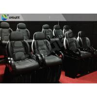 Quality 12-40 People 9D Movie Theater 9D Cinema Equipment With Electric System wholesale