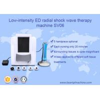 Quality Pain Relief Shockwave Ultrasonic Weight Loss Machine Body Reshaping OEM / ODM wholesale