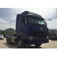 Quality SINOTRUK HOWO Semi Trailer Tractor Truck Head With Air Conditioner 60-70 Tons wholesale