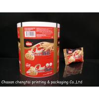 Buy cheap Custom Thickness Snack Packaging Roll Stock Film / Auto Packaging Film For Oatmeal product