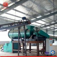 China Chicken Manure Organic Fertilizer Production Line on sale