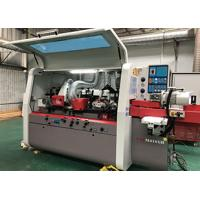 China High Speed 4 Head Planer Moulder 60 Metres Per Minute For Laminated Finger - Joint Board on sale