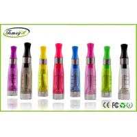 China 1.6ml Rebuildable CE4 Dual Coil Atomizer 500 Puffs Huge Vapor With long wick on sale