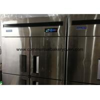 Quality Single Door Commercial Bread Maker Equipment Stainless Steel 1230x900x2000mm wholesale