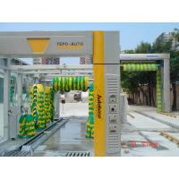 TEPO - AUTO series products automated car wash machine environmental protection