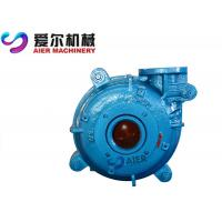 Quality 6/4E AH Slurry Pump Heavy Duty For Mining Interchangable With  Slurry Pump wholesale