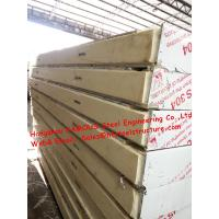 Quality Classic Cold Room Building Material Sandwich PU Refrigeration Panel For Walk In Cold Storage 1150mm wholesale