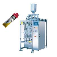 China Automatic Stick Pack Filling Machine , Liquid Energy Gel Packaging Machine on sale