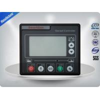 Quality Automatic Diesel Generator Controller IP42 Gasket Continuous Power Supply wholesale