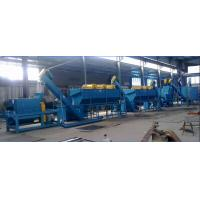 HDPE/LDPE/PE/PP recycling machine
