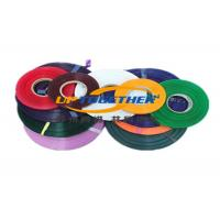 China Durable PVC Heat Shrink Tubing Insulation Sleeving Type Various Color on sale