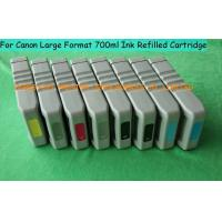 Quality 700ml Empty Canon Printer Ink Cartridges for Canon IPF8000s 9000s wholesale