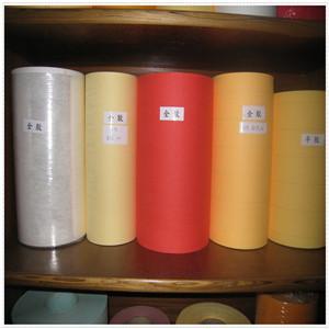 Quality filter paper filter media filter machine PU glue wholesale