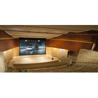 """Quality 16:9 120"""" Cinema Tab Tensioned Motorized Screen Aluminum Housing wholesale"""