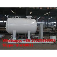 Quality 15,000L mobile skid mounted cooking gas refilling plant for sale,  skid-mounted lpg gas filling plant for gas cylinders wholesale