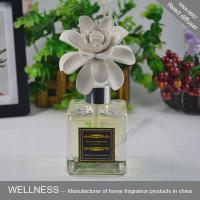 Quality Exquisite Air Freshener Diffuser / Ceramic Flower Fragrance Diffuser ITS Approved wholesale
