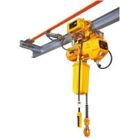 Quality Electric chain hoist with chain bag 5 ton wholesale
