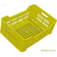 China Plastic Injection Oval PP Commodity Fruit Basket Mould on sale