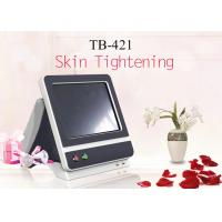 China Fat Burning Facial Rejuvenation Ultrasound Face Lift Machine Eye Bags Removal on sale
