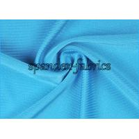Quality Warp Knitting Shiny 4 Way Stretch Polyester And Spandex Fabric for Cycling Clothes wholesale
