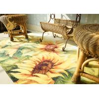 Cheap Heat Transfer Printing Kids Floor Rugs Multi Size / Color / Style Available for sale