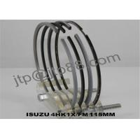 Buy cheap Engine piston rings replacement piston rings for model 4HK1X / 4HK1-TC oil ring 3mm from wholesalers