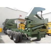 Quality 20 / 40 Feet Container Side Loader Truck 37 Tons For Container Loading And Lifting wholesale