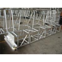 Cheap lightweight events aluminum folding truss roof for Cheap trusses for sale