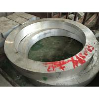 Quality 7075 T6 Aluminum Foring Parts  Aluminum Rolled Ring Forgings Used In Aerospace Industry wholesale
