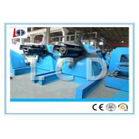 Large Sheet Metal Rolling Machine , K Span Forming Machine For Roof 13m / Min Speed