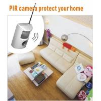 Quality Home Security IR LED Night Vision CCTV Surveillance TF DVR W/ PIR Trigger Video Recording wholesale