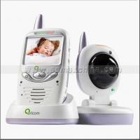 2 4ghz digital video baby monitor with 2 4inch lcd screen 93151171. Black Bedroom Furniture Sets. Home Design Ideas