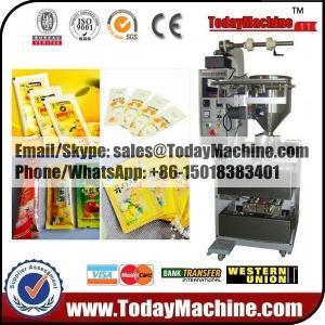 Liquid sachets packing machine,shampoo sachet packing machine ,automatic packing machine
