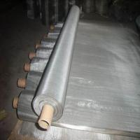 Quality Stainless Steel 316L Wire Cloth, 400Mesh Twill Weave 0.026mm Wire 1m Wide wholesale