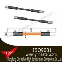 China Silicon Carbide Rod Heaters for Industrial Furnaces on sale