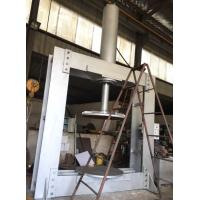 China Heavy Duty 400 Ton Forklift Tyre Press Machine For Solid Tire Loading / Unloading on sale