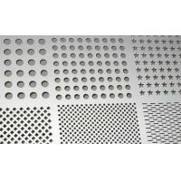 Quality Factory Stair Boards 317, 317L, 321, 304 Stainless Steel Checkered Plate, Perforated Sheet wholesale