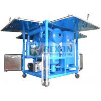 China High vacuum insulating transfomer oil filtration machine with big capacity 18000liters per hour on sale