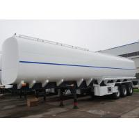 China CIMC 500 gallon fuel transport trailer mounted fuel tanks truck transport semi trailer for sale on sale